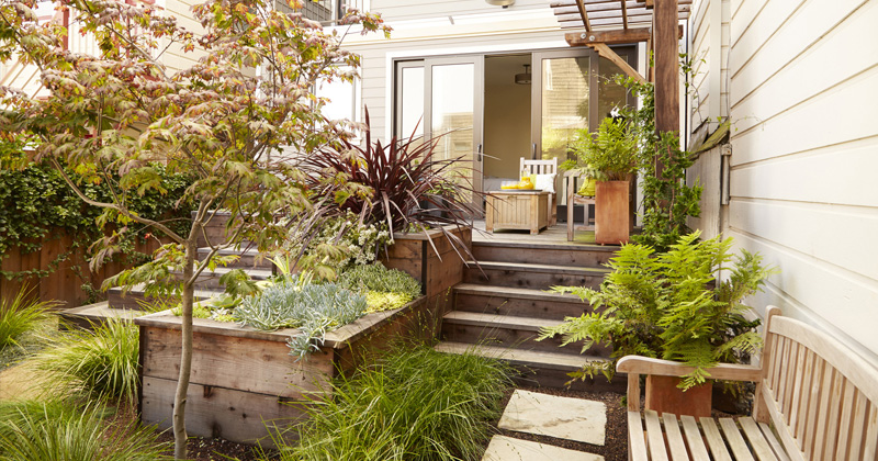 Landscape and Garden Design, San Francisco, California on house and pool design, flower and garden design, house and interior design,